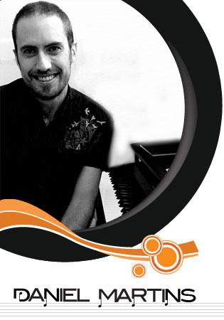 Meet Daniel Martins, piano instructor at South Island Studio